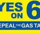 Board of Supervisors Supports Repealing the Gas Tax