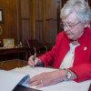 Alabama Governor signs law outlawing abortion, gives life sentence to abortion docs